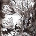 Tulipes-pissenlits-Francoise-Dubourg