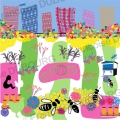 ville-nature-abeilles-ruches-illustration-Francoise Dubourg