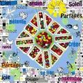 ville-et-nature-detente-au-jardin-bleu-illustration-Françoise Dubourg