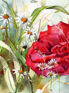 Françoise Dubourg-peinture-création textile-illustration-pattern