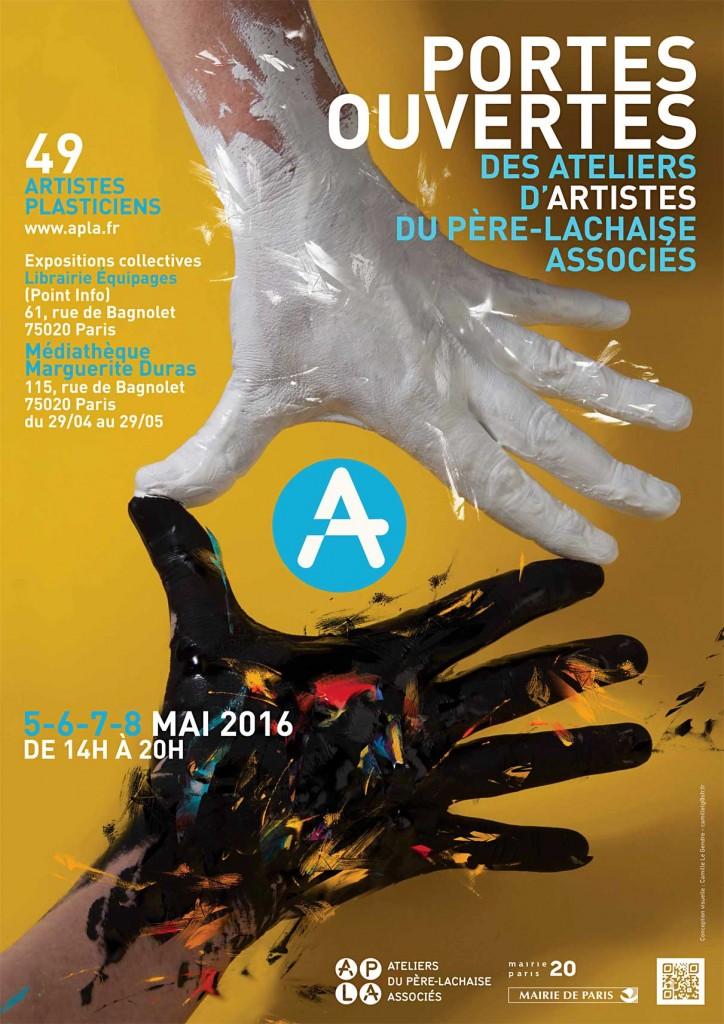 Francoise Dubourg exposition du 4 au 8 mai 2016