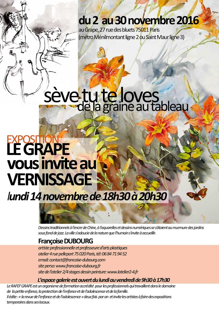 GRAPE-invitation-vernissage-EXPO-Francoise-DUBOURG
